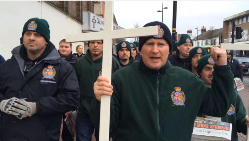 В Британии разгорелся скандал из-за «христианского патруля»
