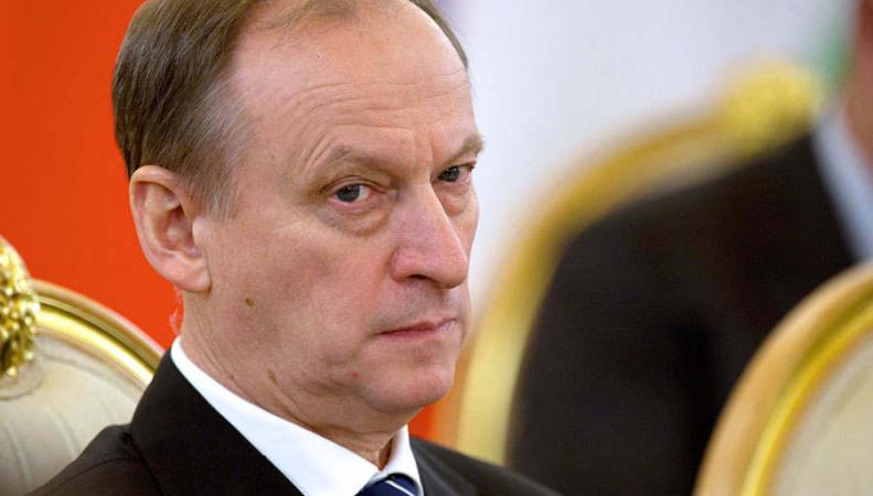 Патрушев сообщил о террористической угрозе в Крыму от украинских боевиков