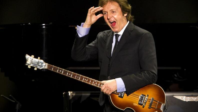 Пол Маккартни отменил концерт в Сеуле из-за болезни