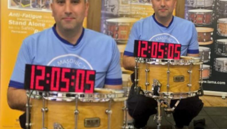 Житель Британии попал в больницу после того, как установил рекорд Гинесса