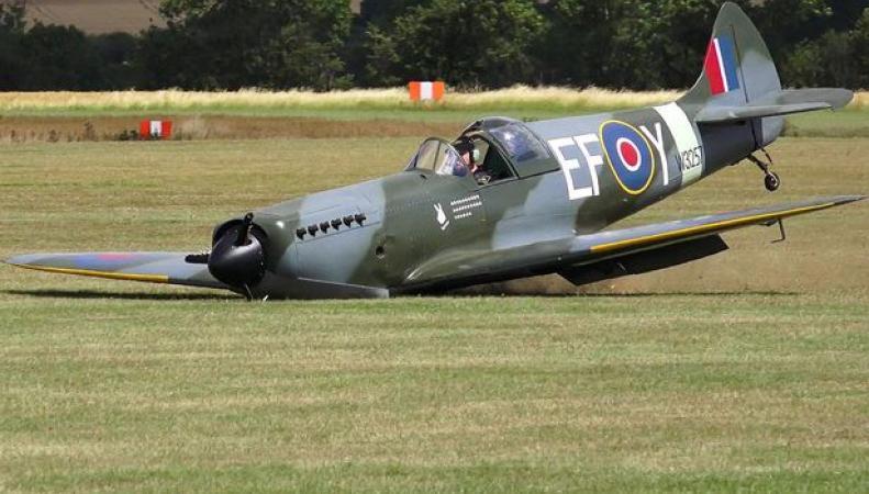 реплика Spitfire