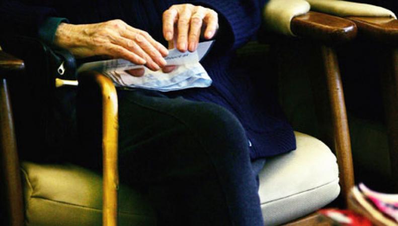 доходы пенсионеров в Великобритании