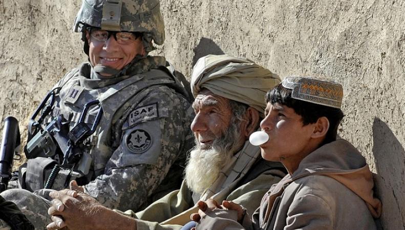Очередной скандал в США: Пентагон лакирует разведданные по Афганистану