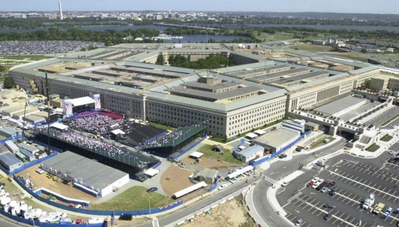 Автостоянку Пентагона закрыли из-за страха к лихорадке Эбола