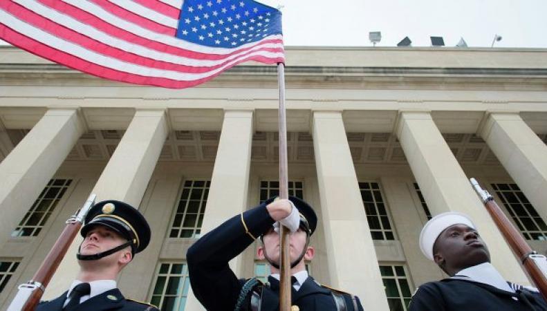 Пентагон построил в Афганистане АЗС на деньги налогоплательщиков США