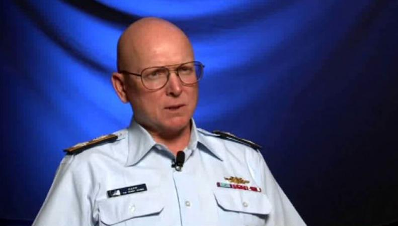 Адмирал Роберт Пэпп