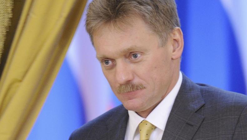 Песков: Москва ждет от Вашингтона первый шаг для продолжения диалога