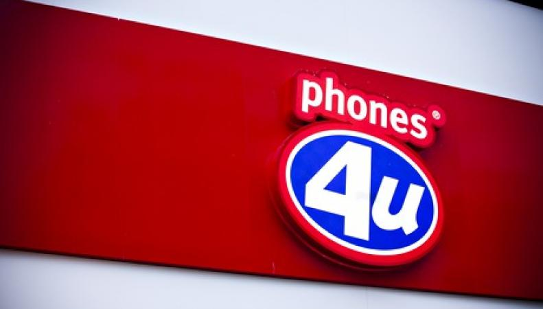 логотип компании Phone 4u