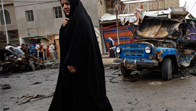В Ираке жертвами серии терактов стали 32 паломника