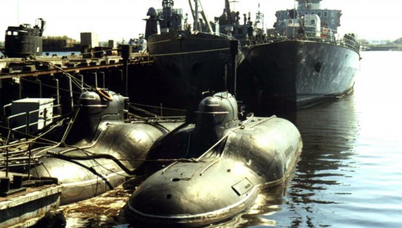 СМИ: Российские мини-подлодки «Пиранья» опять пугают Великобританию