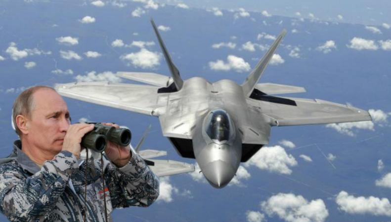 США продолжают военные игры с Россией: истребители направлены в Европу