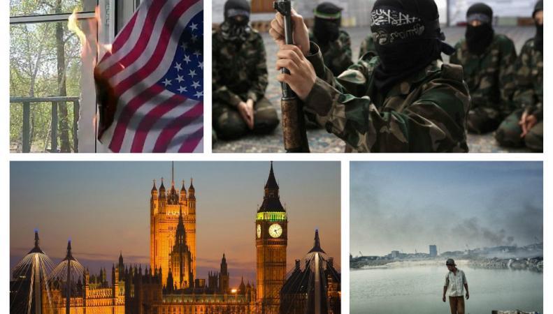 Названы десять стран, которые исчезнут в ближайшие 20 лет