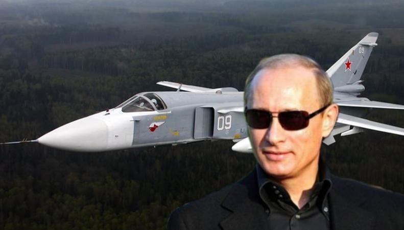 Путин рассказал о возможной войне с Турцией