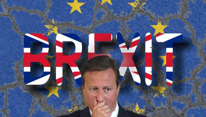 Британия получила пощёчину от ЕС