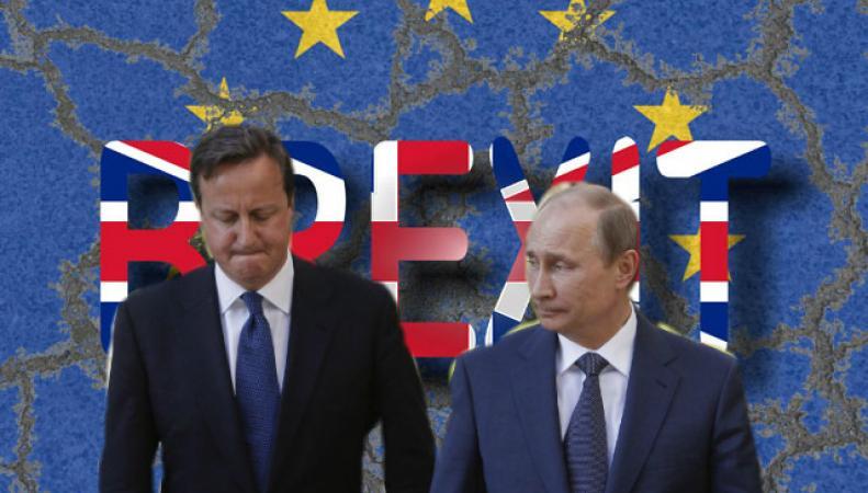 ЕС не сможет защитить Великобританию от Путина