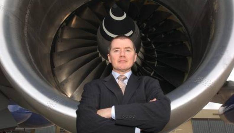 Вилли Уолш - глава авиаконцерна IAG