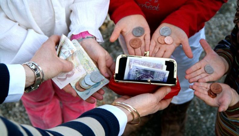 доходы и расходы британских семей