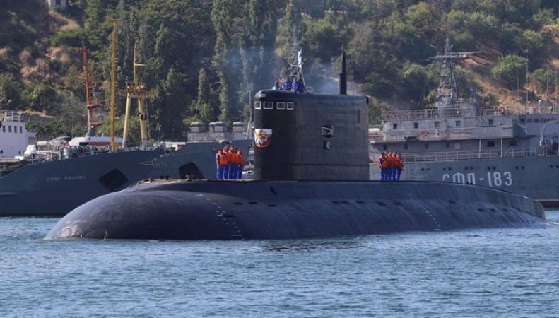 В США заявили о беспомощности флота против российских подлодок