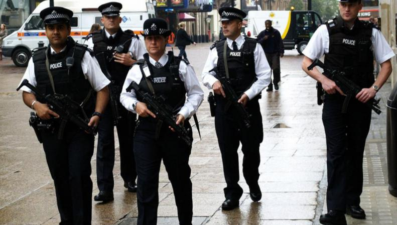 В Великобритании сирийский исламист готовил теракт в Лондоне
