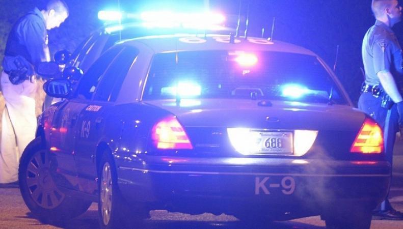 Автомобиль полиции США