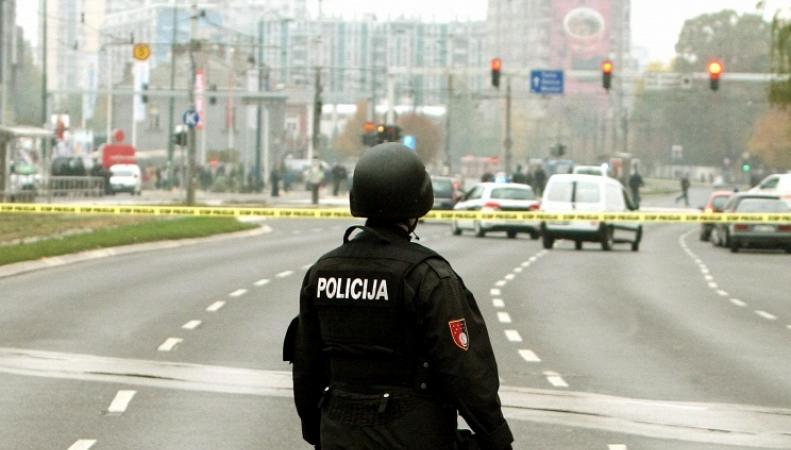 Полиция Боснии и Герцеговины