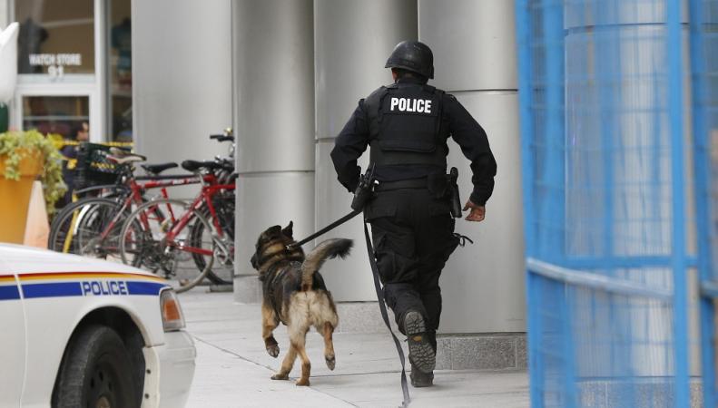 Задержаны подростки по подозрению в терроризме