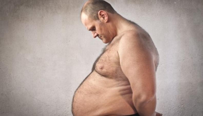 треть британцев, страдающих ожирением, считают, что их вес почти нормальный