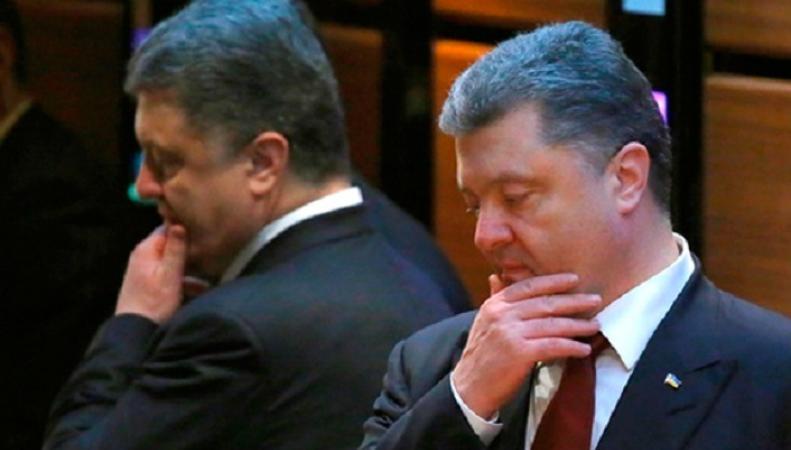 Порошенко съездил в Берлин и придумал новые аказания для России