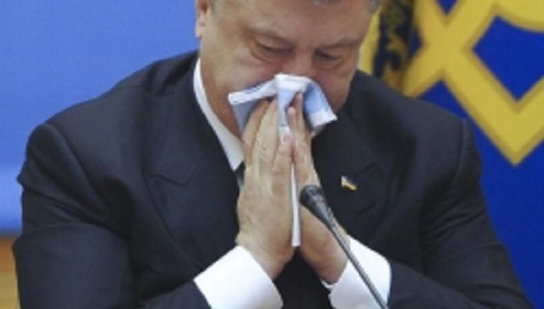 СМИ Украины Порошенко в положении заложника