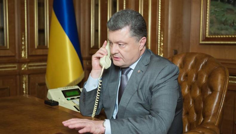 Газовый вопрос обсудили главы Украины и США