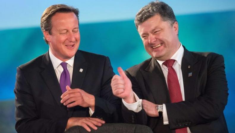 Великобритания, Германия и Франция призывают Украину реализовывать минские соглашения