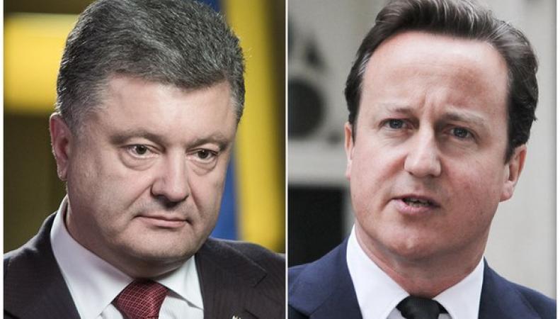 Киев обвиняет британские СМИ в ведение гибридной войны против Украины