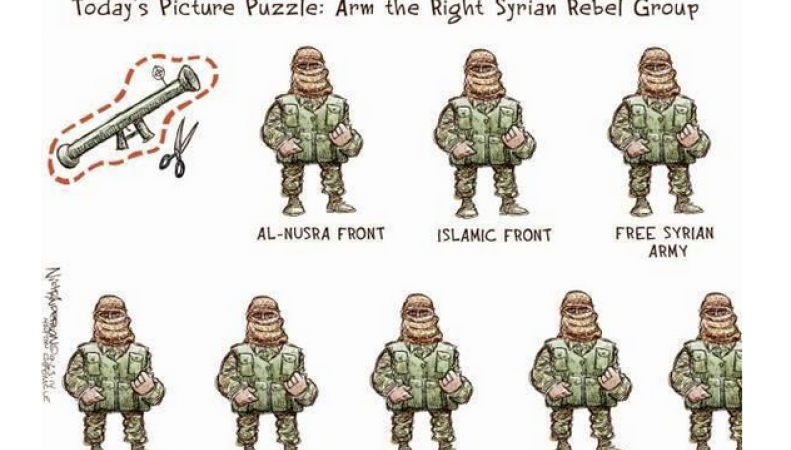 Российское посольство посмеялось над сирийским конфликтом в Твиттере, - Independent