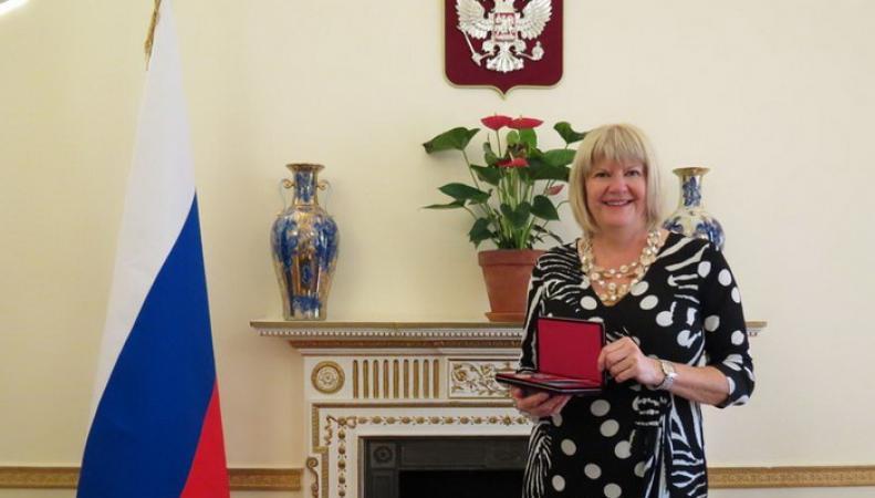 ветераны Северных конвоев награждены медалями Ушакова