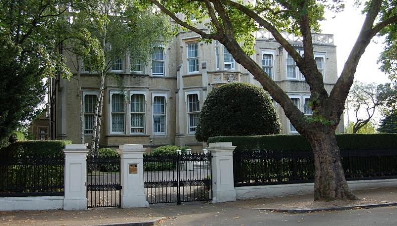 Посольство РФ в Британии