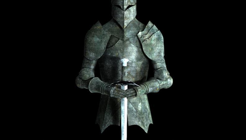 Британские учёные не могут разгадать тайну средневекового меча