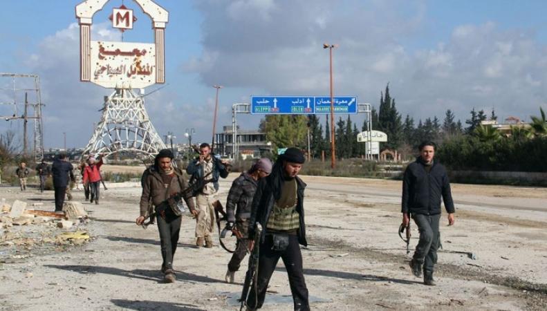 США передумали тренировать повстанцев в Сирии, - Guardian