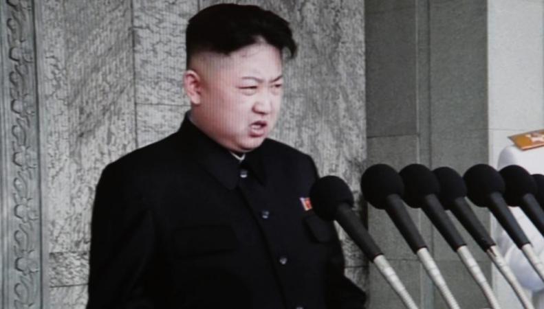 Лондонский парикмахер оскорбил Ким Чен Ына рекламой его прически