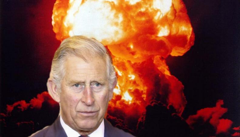 Принц Чарльз может безнаказанно взрывать ядерные бомбы