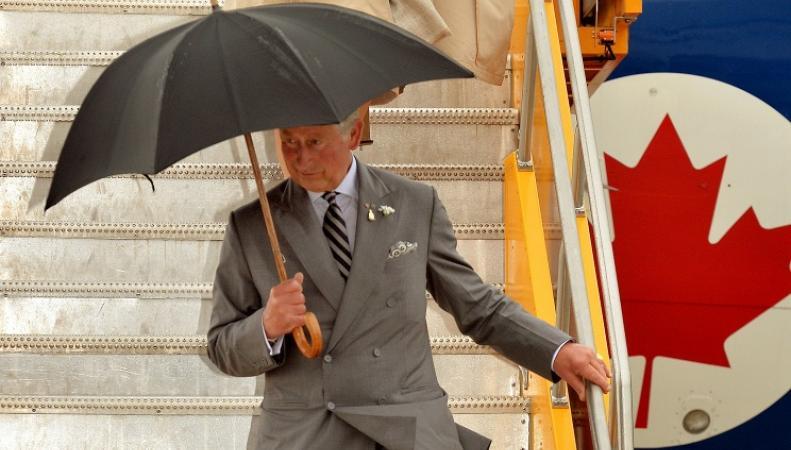 В Великобритании осудили высказывание принца Чарльза