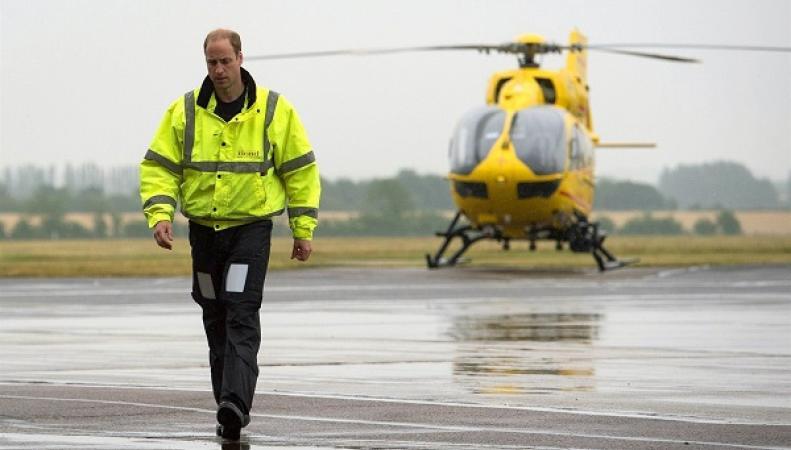 Принца Уильяма уличили в увиливании от обязанностей пилота