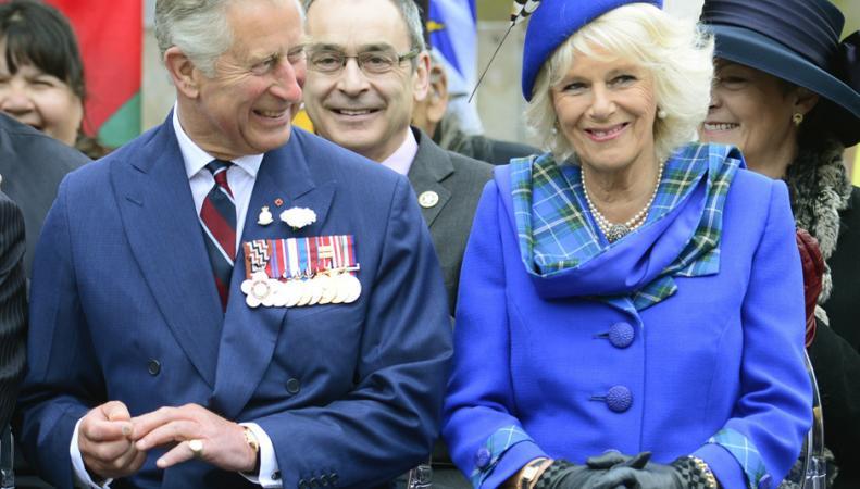 В Ирландии принца Чарльза хотели взорвать