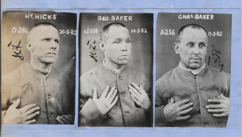 криминальные архивы