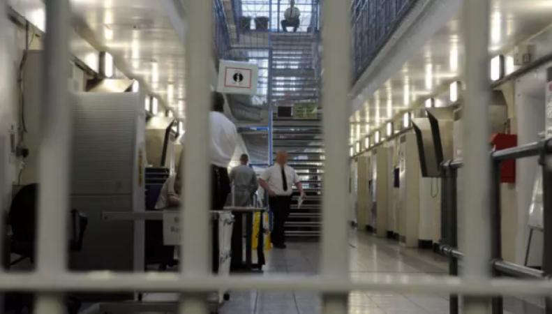 тюрьма в Англии