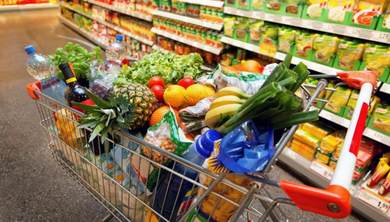 В России рост цен на продукты начал снижаться