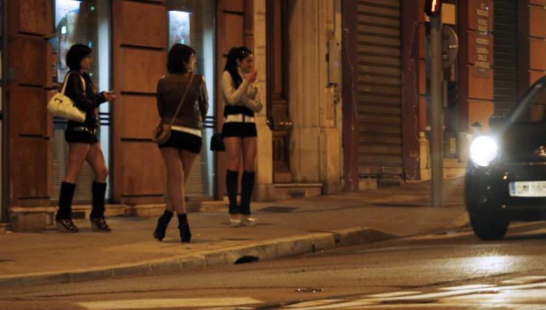 Проституция в Великобритании