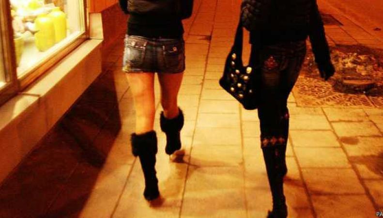Британские проститутки