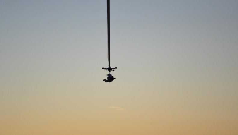 Рекордный прыжок с высоты