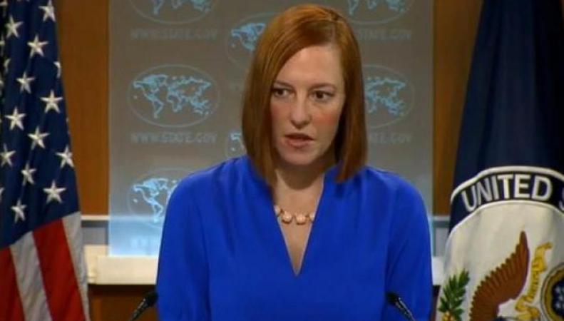 Псаки: Контакты между США и РФ по вопросам КНДР сохраняются, http://files.vm.ru/