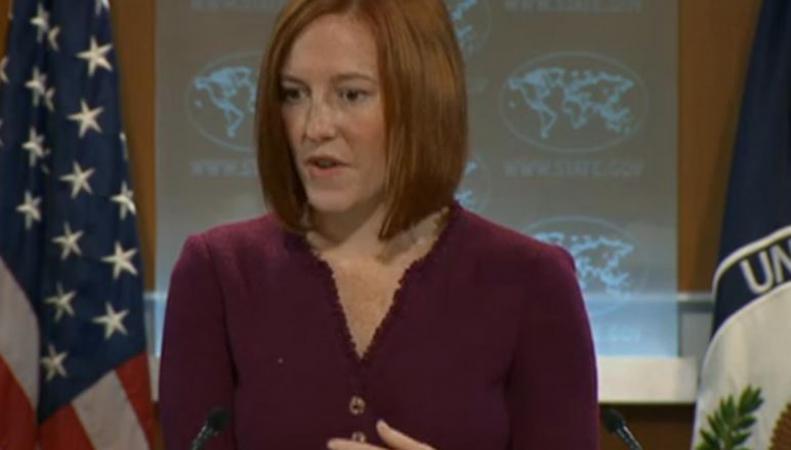 США не располагают информацией о перемещении российской бронетехники на территории Украины – Псаки, http://24daily.net/